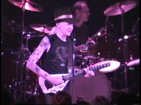 Johnny Winter - (Florida Theater) Gainsville,Fl 2.1.94