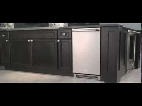 Stainless Steel 15 Under Counter Ice Maker Electrolux Luxury Kitchen Liances