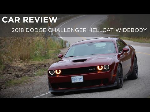 Car Review | 2018 Dodge Challenger Hellcat Widebody | Driving.ca