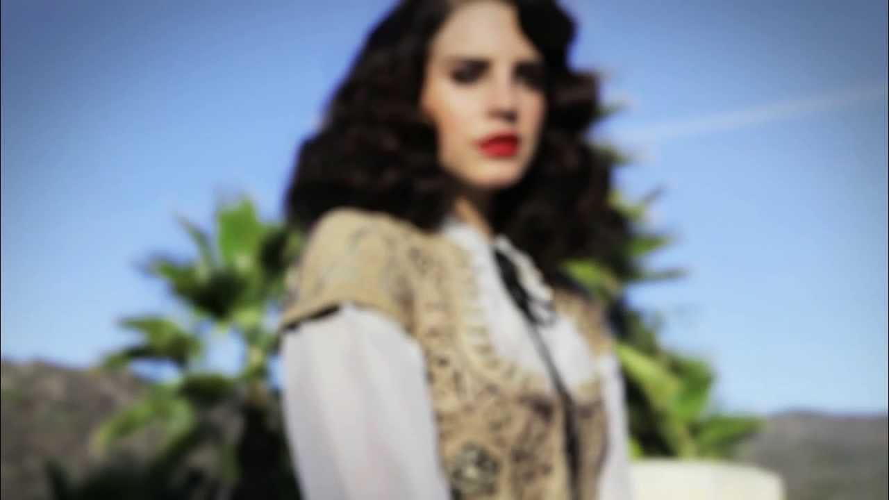 Lana Del Rey Nicole Nodland Photoshoot L Officiel Behind The Scenes Youtube