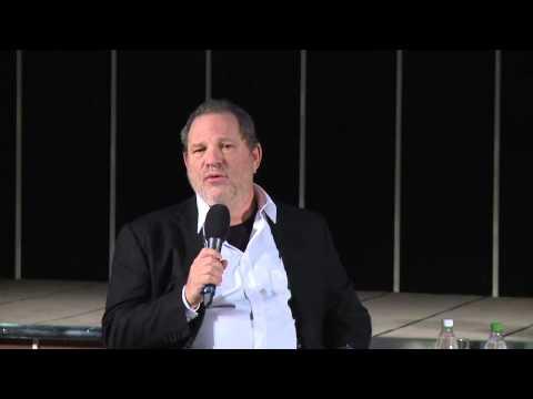 ZFF Masters mit Harvey Weinstein