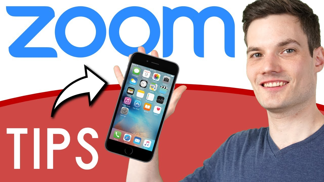 Top 8 Zoom Mobile Tips & Tricks