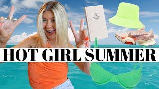 hot girl summer essentials 2021