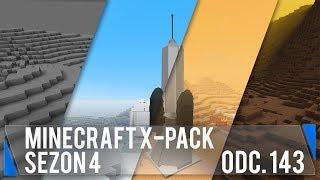 Kosmiczne tournée (Minecraft X-Pack IV #143)