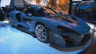 Forza Horizon 4 - E3 2018 - McLaren Senna North American Reveal