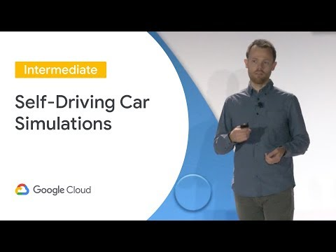 How To Run Millions Of Self-Driving Car Simulations On GCP (Cloud Next '19)