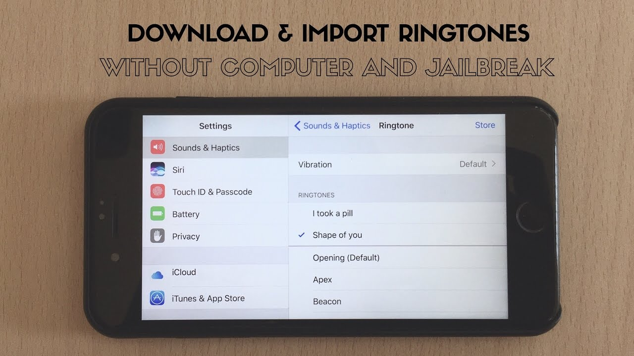 download iphone ringtones how to and import ringtones on iphone without pc 10514