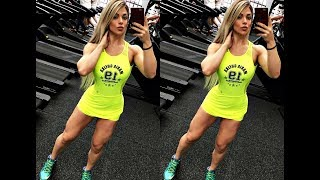 Roberta Zuniga✨Beautiful fitness model instagram motivation workout sport