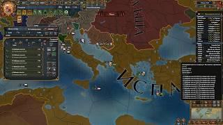 EU4. Полный контроль Магриба. Очередная коалиция