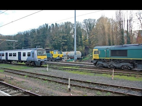 Great Eastern Main Line - Ipswich 29/11/2014