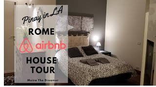 Gambar cover ROME AIRBNB House Tour    Pinay in LA