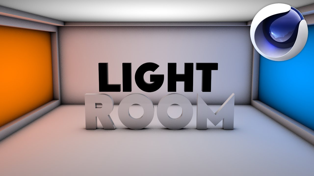 Create a sexy light room no plugins cinema 4d tutorial for Create a room online free