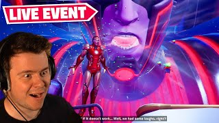 FULL Galactus EVENT In Fortnite!