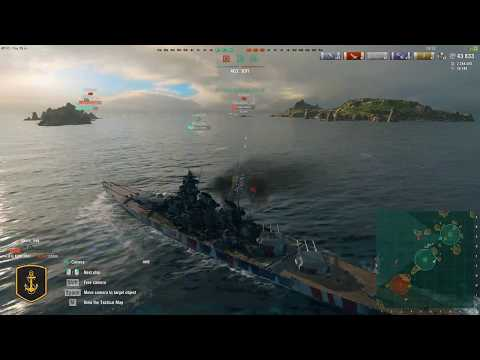 World of Warships Republique Test Server Patch 0.7.5