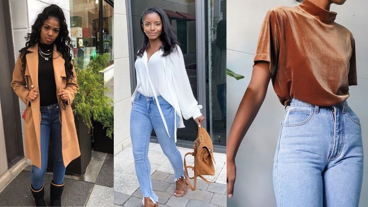 Easy Outfits To Look GOOD Everyday | Black Fashion Lookbook and Inspiration 2020