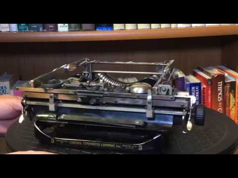 1915 Corona Typewriter  Ep  1