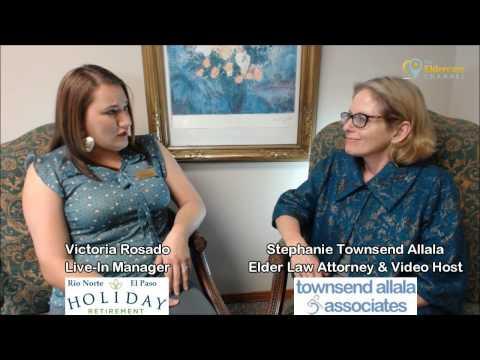 Rio Norte Retirement Community El Paso Eldercare Channel