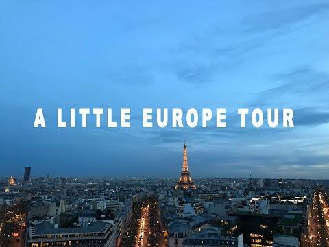 A little Europe tour