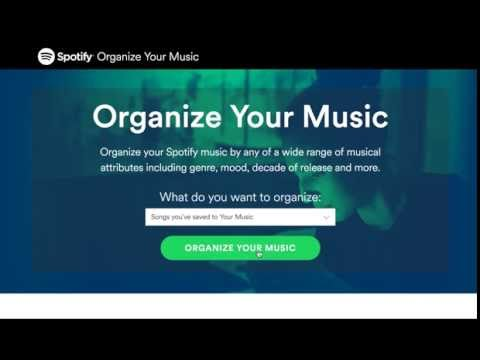 Organize Your Music