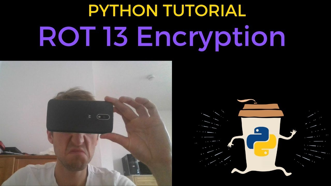 How to use ROT13 in Python? Simply Explained | Finxter