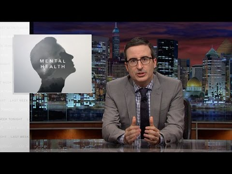 Mental Health: Last Week Tonight with John Oliver (HBO)
