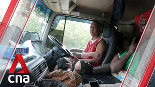 48 hours in the life of a Malaysian truck driver: From Cameron Highlands to Singapore - and back