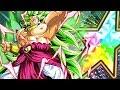 GUESS WHO'S BACK? 100% RAINBOW STAR SSJ3 BROLY SHOWCASE! (DBZ: Dokkan Battle)
