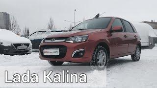 | Авто обзор на Ладу Калину 2 Lada Kalina 2 с коробкой автомат!  |