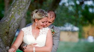 Amanda & Chris's Wedding Video Highlights, Sterlingbrook Farm Events, Pittstown, NJ