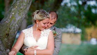 Amanda & Chris's Wedding Video Highlights, Sterlingbrook Farm Events, Pittstown, NJ