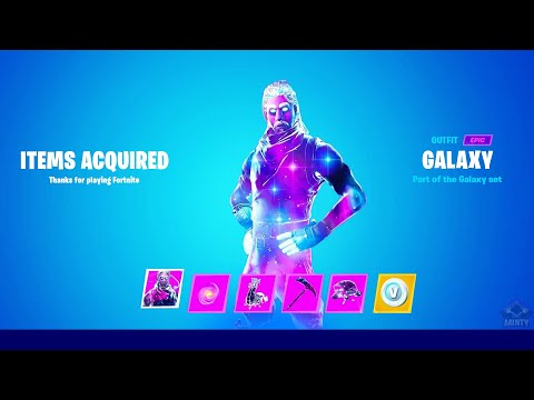 How To Get The GALAXY SKIN In FORTNITE For FREE! (SEASON 3)