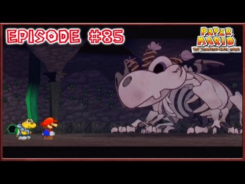 Paper Mario: The Thousand-Year Door - Pit Of 100 Trials, Bonetail & Trouble's Over - Postgame 7