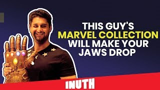 This Guy's Marvel Collection Will Make Your Jaws Drop | Avengers Endgame