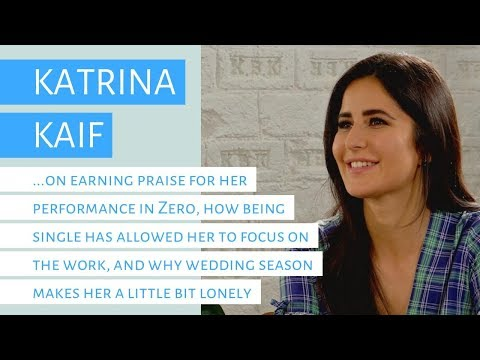 Katrina Kaif Interview With Rajeev Masand