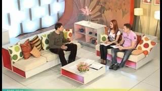 """Крав мага в программе """"Утро"""" part 1"""