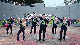 Let's Dance Together   BBB ft Melly Goeslow   FitDance   MMFC8020