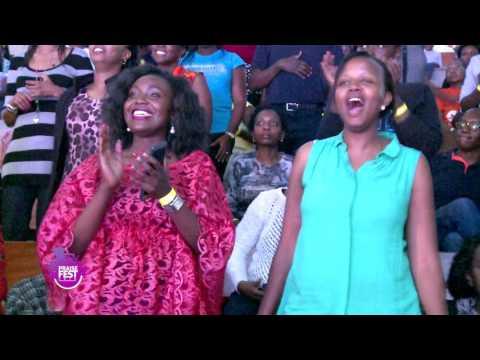 Praise Fest 2016 - Sinach in Kenya (FULL SHOW)