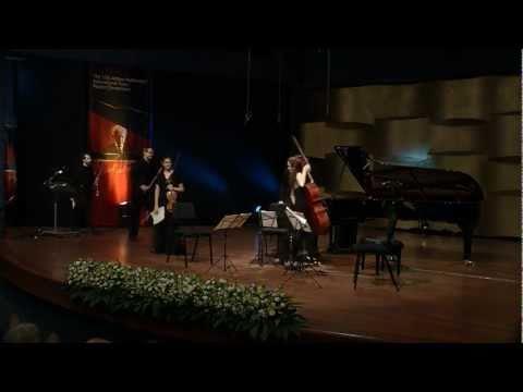 Schumann - Piano Quintet in E-flat major, op. 44 - Daniil Trifonov with the Ariel String Quartet