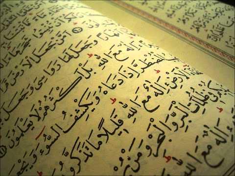 سورة البقرة / عبد الله المطرود