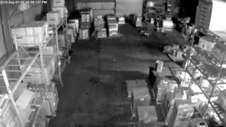 Police investigating warehouse theft in Eunice