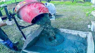 видео Пропорции бетона М300
