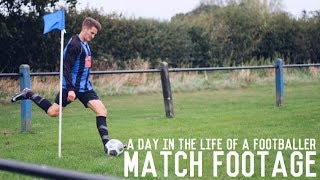 Match Analysis, Career Update and In Game Footage | A Day In The Life of a Footballer
