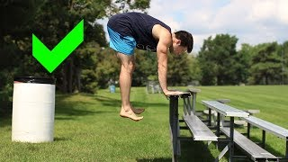 Video Why You Can't Land A Front Flip | How to Fix It Immediately download MP3, 3GP, MP4, WEBM, AVI, FLV September 2018