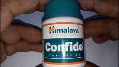 Himalaya Confido tab for male sex full review in hindi