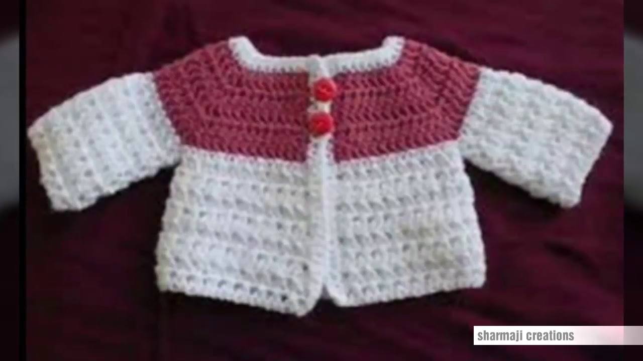 New sweater designs for kids or baby in hindi   kids sweater designs ...