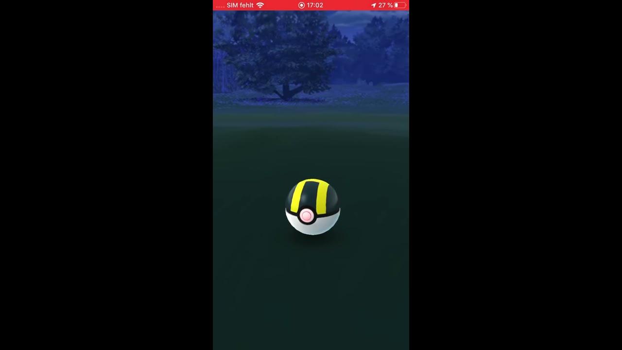 Pokemon Go Fabelhafter Wurf