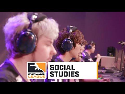 Los Angeles Gladiators | Social Studies | Overwatch League