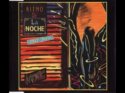 Mystic - Ritmo De La Noche (CDM-1994)