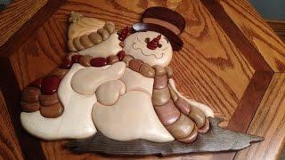 Christmas Intarsia 2014