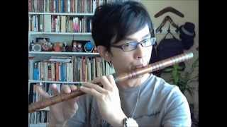 Kenny G's version of Jasmine Flower on Chinese Flute